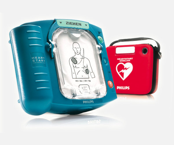 Philips HeartStart AEDs